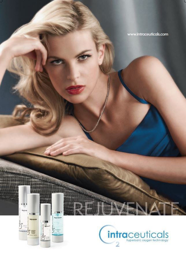 rejuvenate- Intraceuticals кислородна терапия